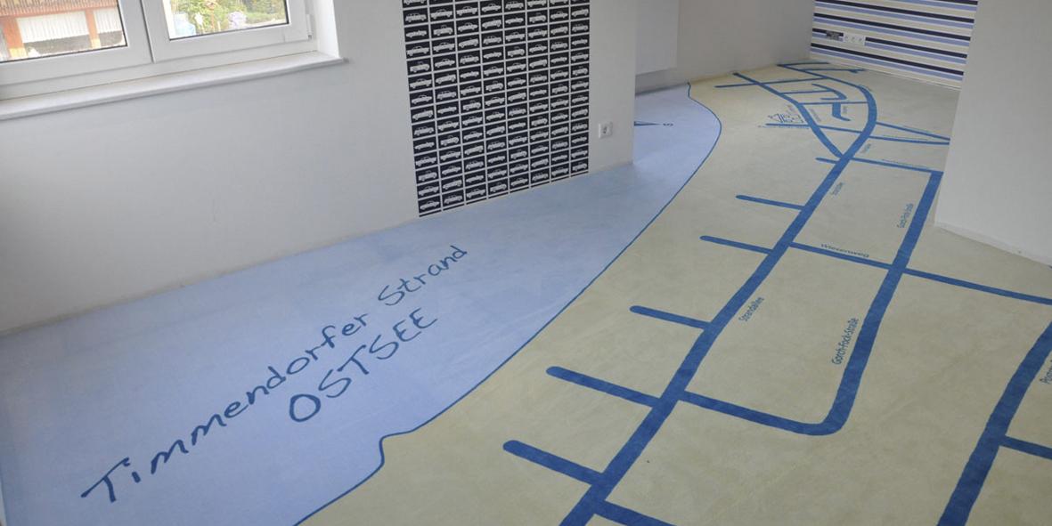 Kollektion Teppich und Vinyl